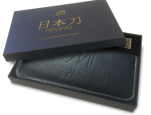 "Mi Salon Series - NIHONTO Japanese Steel Hairdressing Scissors - 6.25"""