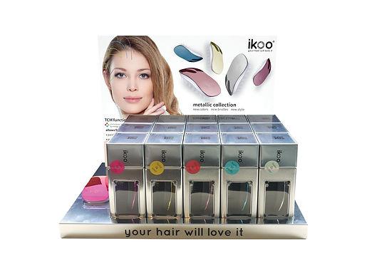 IKOO - Metallic BLACK Stand Kit