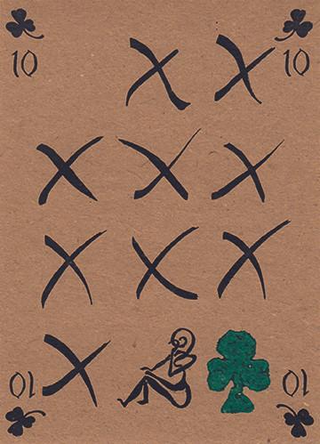 14 | TIEN | kaarten | duivelsprentenboek
