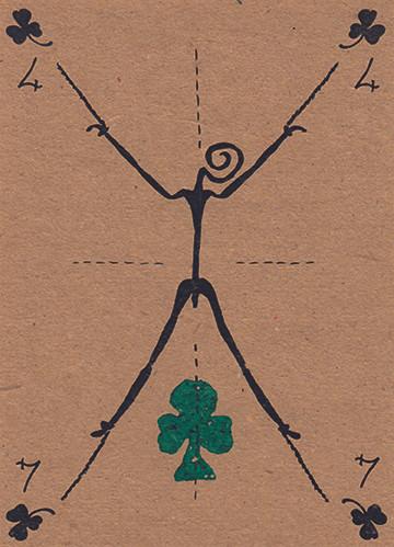 08 | VIER | kaarten | duivelsprentenboek