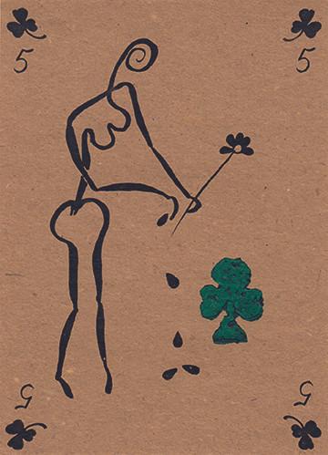 09 | VIJF | kaarten | duivelsprentenboek