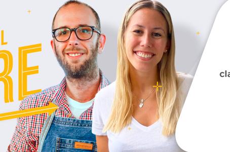 Beneficio por el Día del Padre: Clase de Cocina Online