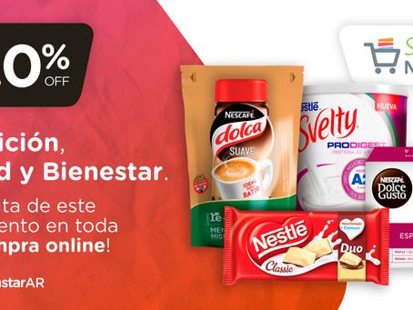 ¡Cuponstar y Nestlé te ayudan con la alimentación de tus colaboradores y clientes!