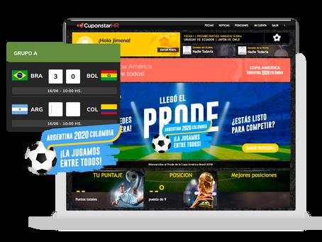 Copa América 2020: Una oportunidad para generar engagement con los colaboradores o clientes.