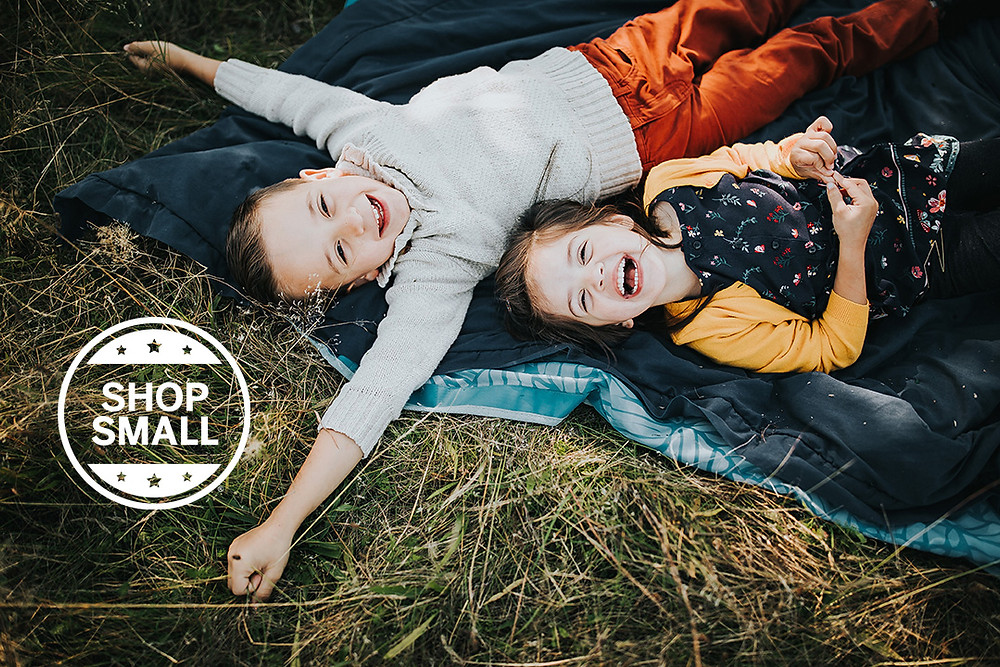 portland family session at powell butte nature park