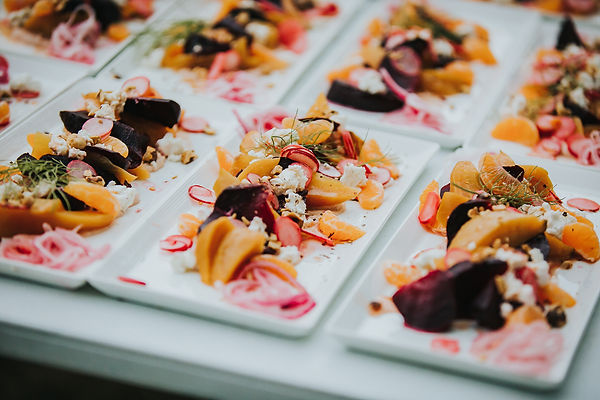 portland catering food photographer