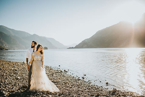 Portland Oregon Wedding Photographer Rebecca Rizzo Photographics