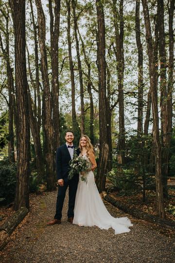 Leanne Taylor Ainsworth House Wedding Ph