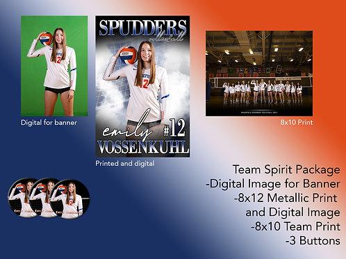 Team Spirit Package