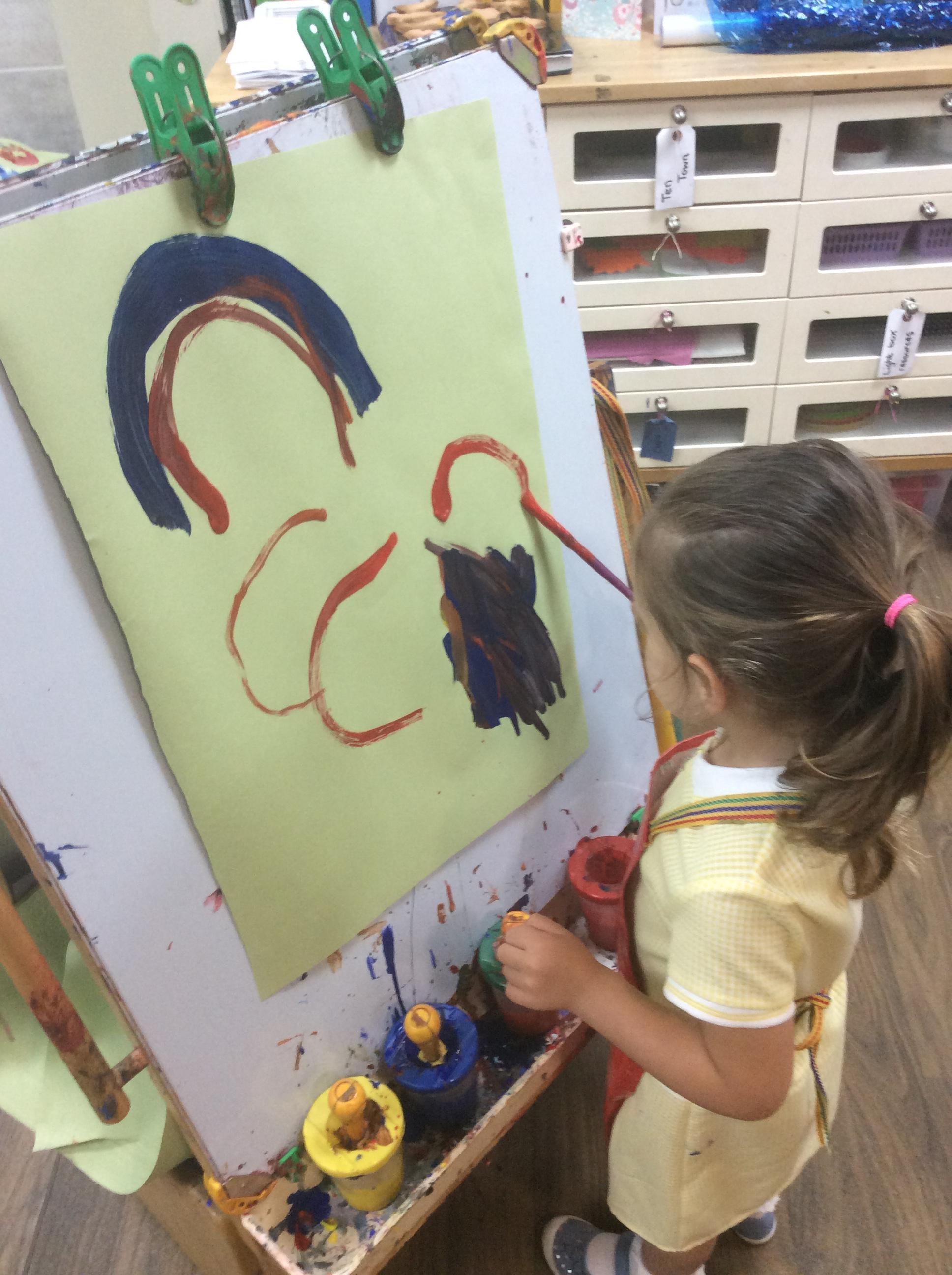 erin painting