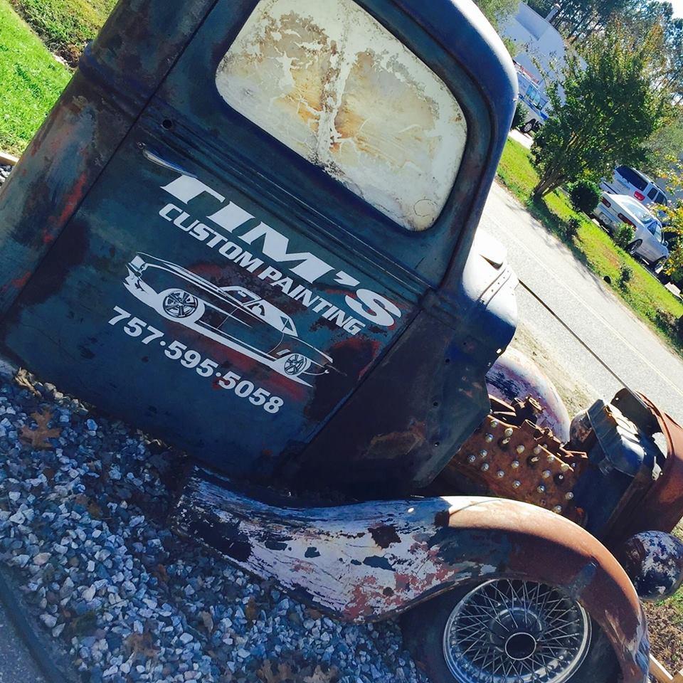 Automotive Restoration | Yorktown | Tims Custom Painting & Body Works