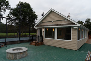 Garden City Country Club Warming Hut