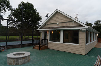 Garden City Country Club Warming Hut