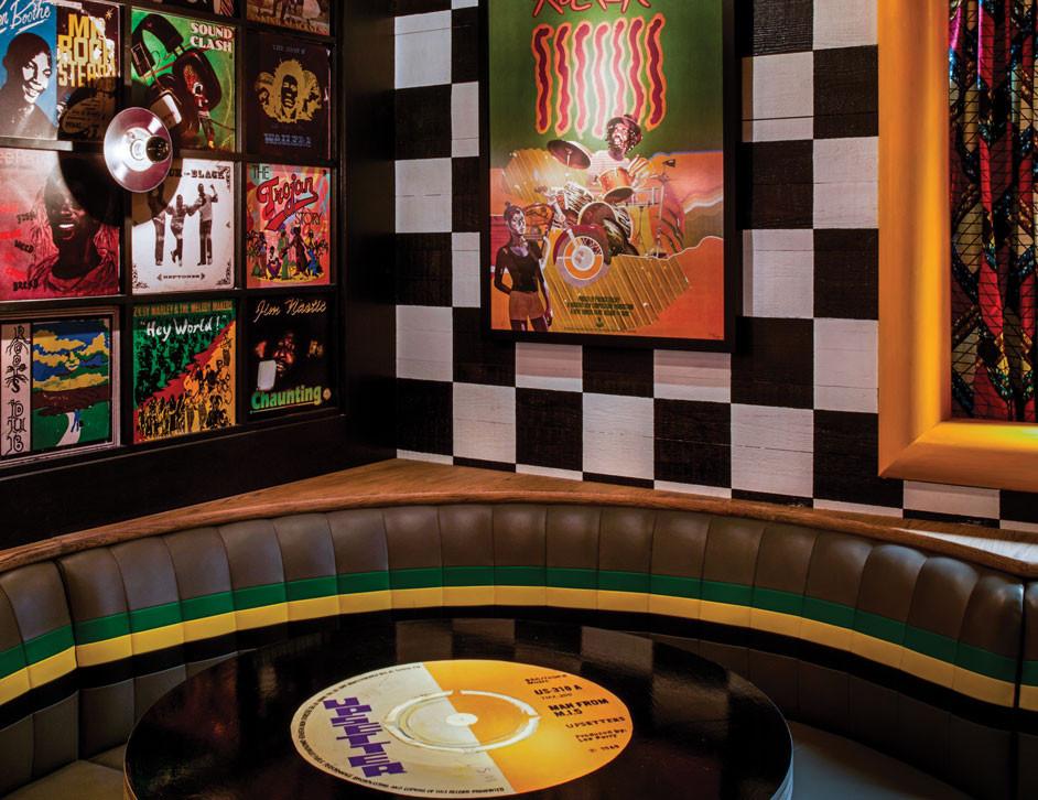 Dubai travel guide: inside Miss Lily's Caribbean restaurant