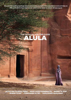 Project: AlUla official visitors' guide