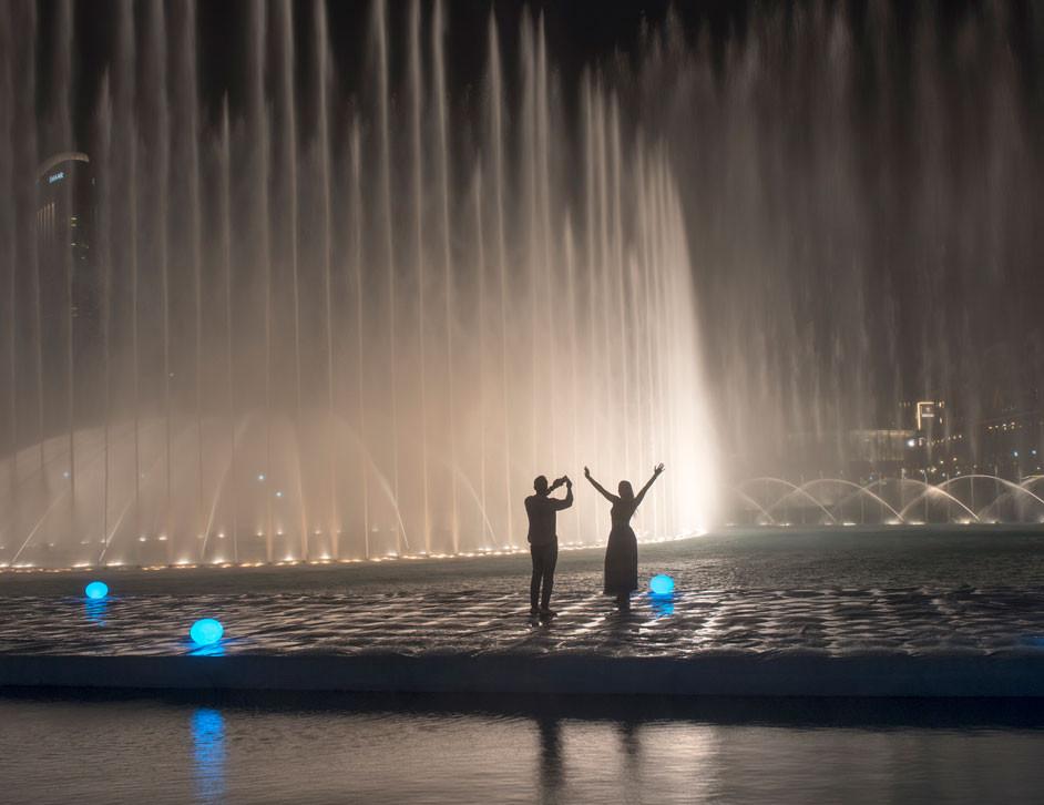 Dubai travel guide: The Dubai Fountain