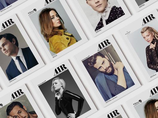 Project: AIR, customer magazine
