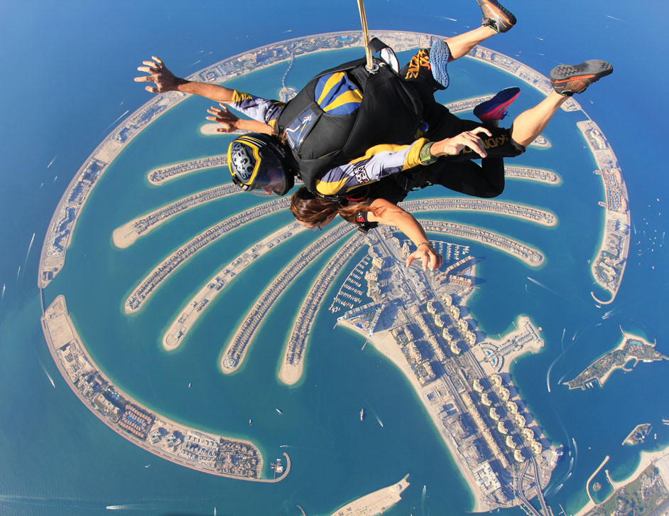Dubai Travel Guide: Skydive Dubai
