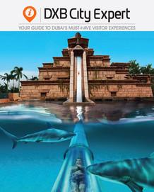 Project: DXB City Expert, multichannel magazine