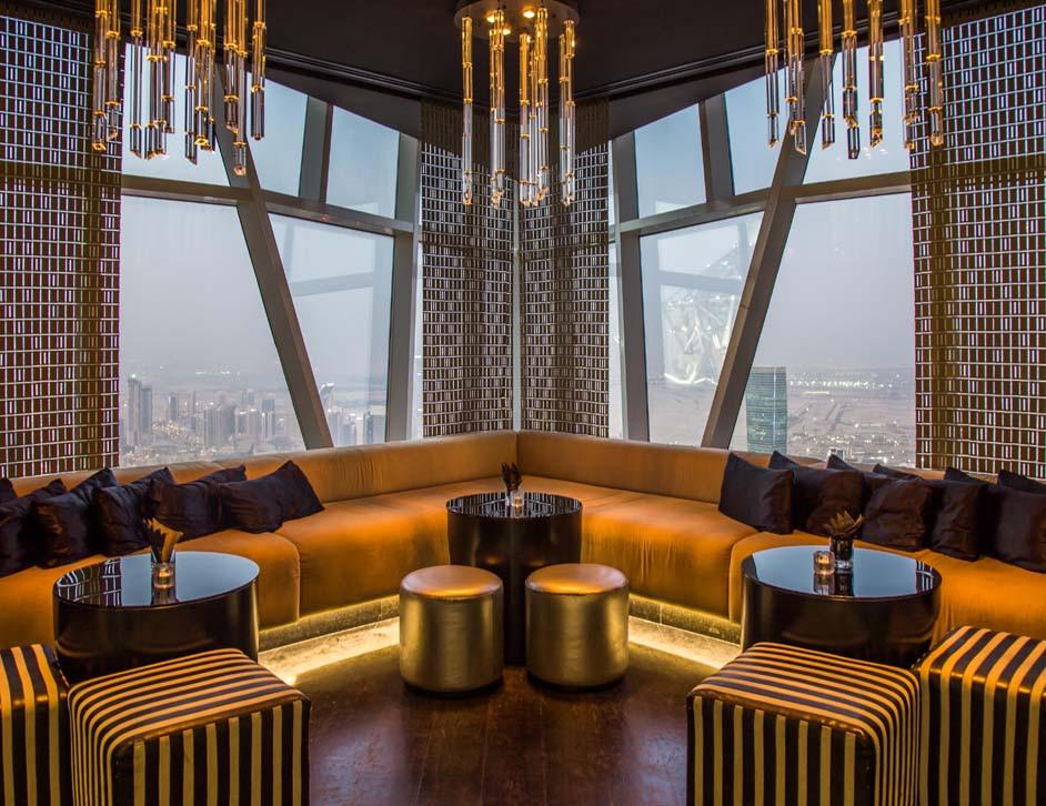 Bar, Dubai, Marriott Marquis