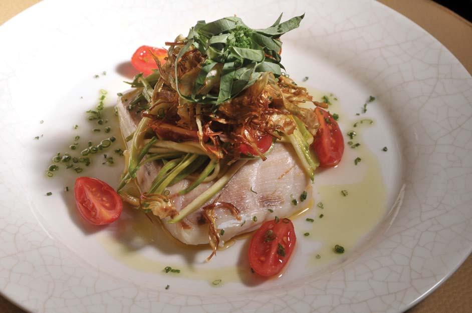 Dubai travel guide: signature fish dish