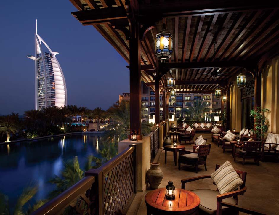 Bahri Bar, Madinat Jumeirah, Dubai