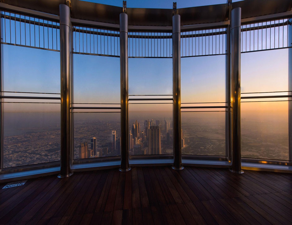 Dubai travel guide: At the top, Burj Khalifa, Dubai