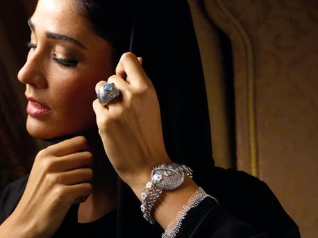 Project; High-jewellery photoshoot