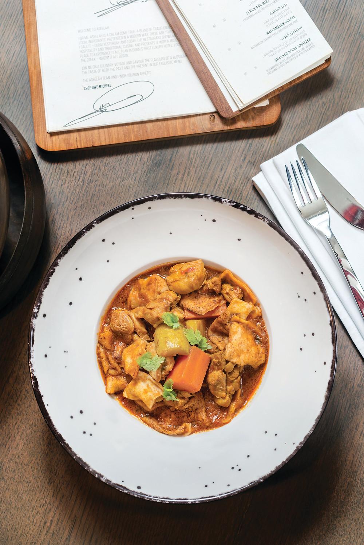 Dubai travel guide: Emirati food