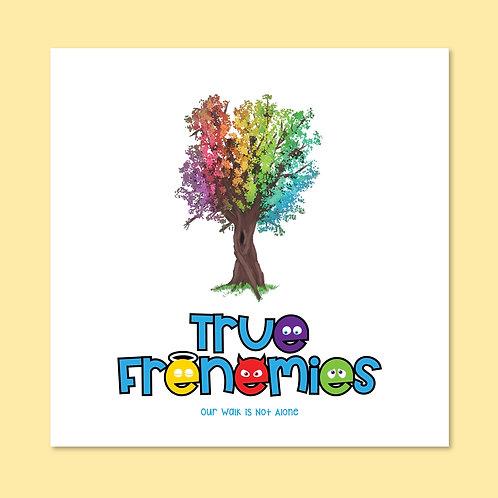True Frenemies, the board game