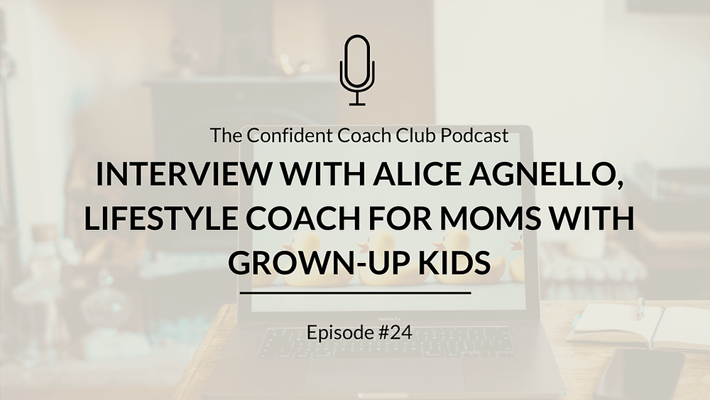 Cover Image Confident Coach Club Podcast Episode 24