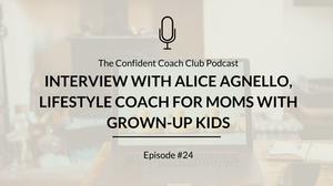 Cover Image Confident Coach Club Podcast Episode 24