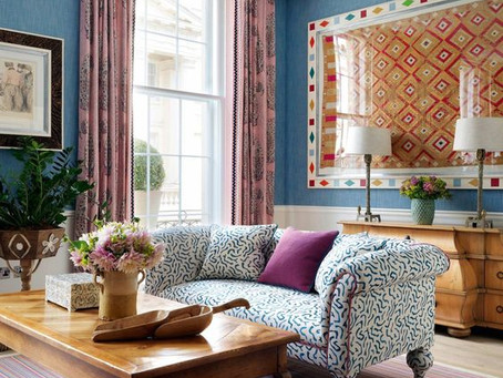 Why perfect rooms are boring... (& other tips to quickly inject character to your home).