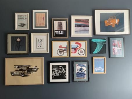 How to design a gallery wall that you love