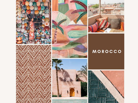 Armchair Travel Series: Morocco
