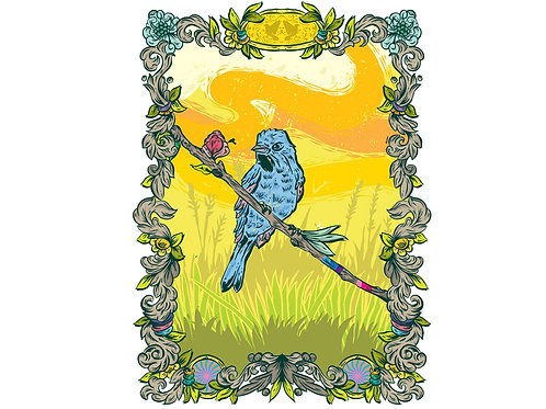 Poster - Birds Series #3