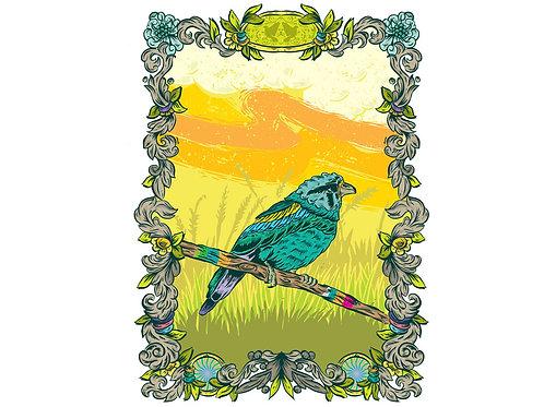 Poster - Birds Series #1
