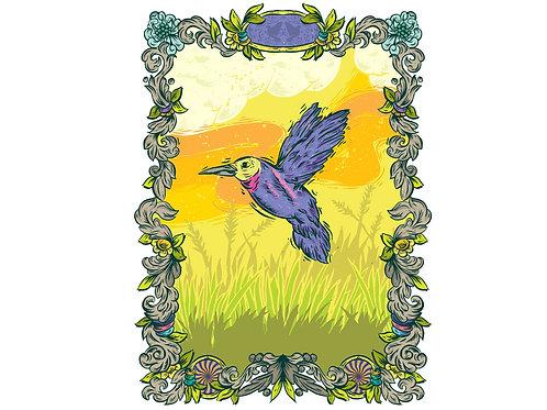 Poster - Birds Series #2