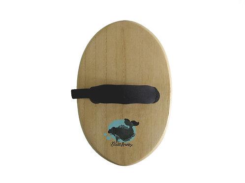 Slide Away Handplane Folk ink x Lasca Surfboards
