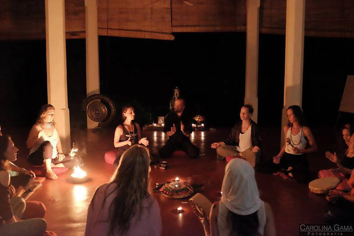 Cacao Ceremony Bali