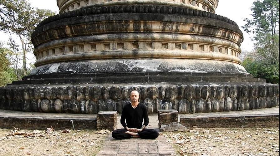 Wat Umong Thailand
