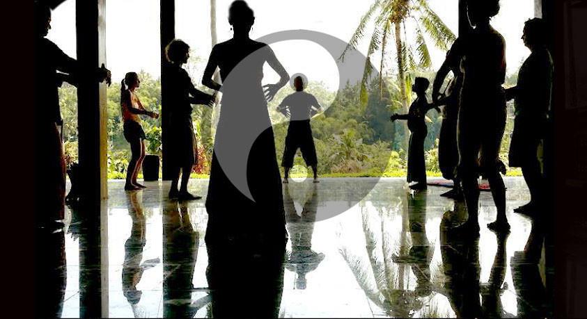 Teaching in Bali