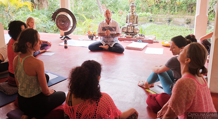 Teachings in Bali