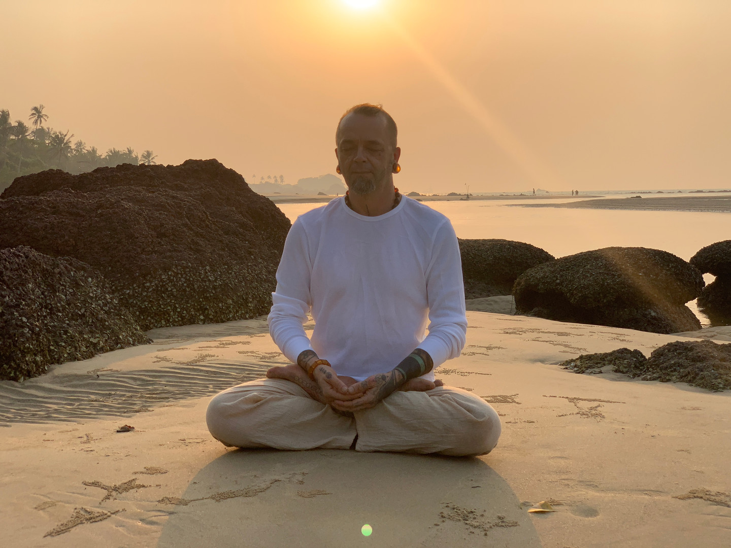 Meditation in South India