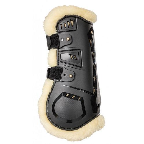 AirFlow Tendon Boots met Imitatiebont
