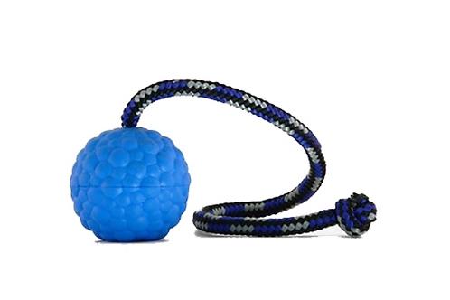 RADDOG harde bal met koord Ø 6cm