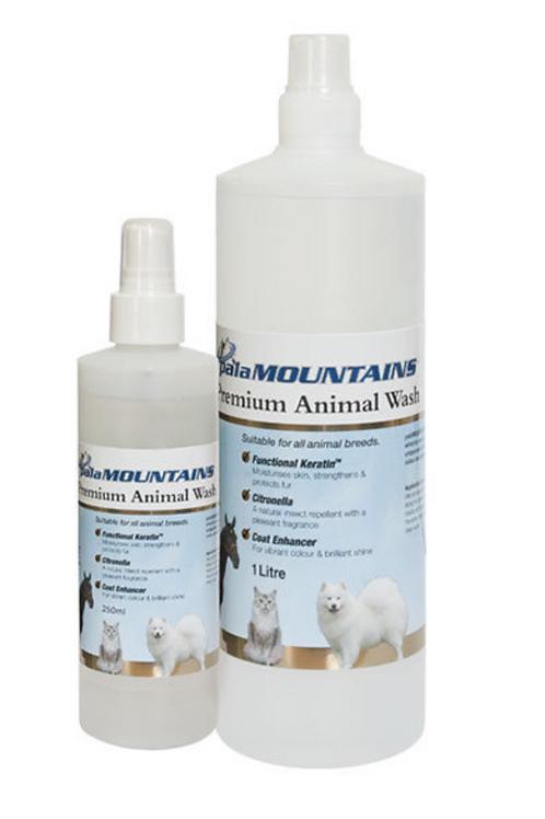 palaMOUNTAINS Premium Animal Wash