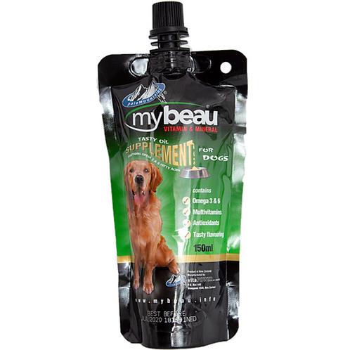 MyBeau hond