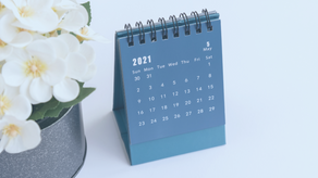 May 2021 | Important Dates & What's New