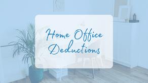 Home Office Deductions | FAQ